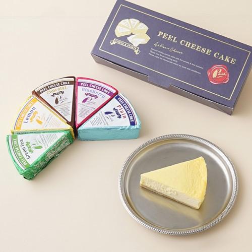 ピールチーズケーキ クラシックアソート