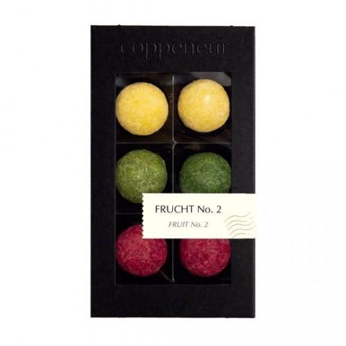 パッションフルーツ ボンボンショコラNo2(S?lection Fruit no. 2)6粒入り