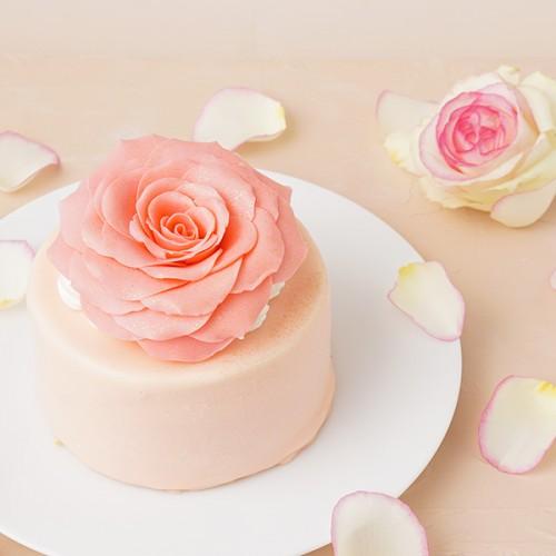 ~バラのチョコレート細工が美しいこだわりの逸品~フルールドネージュ ホワイトデー2021