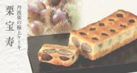 菓心谷常 丹波栗の極上ケーキ「栗宝寿」