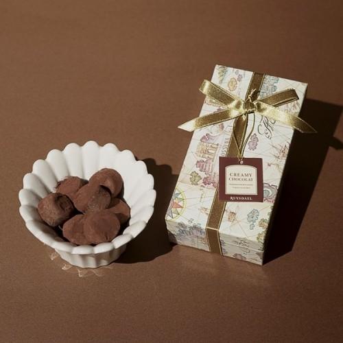~ロイスダールが贈るなめらかでとろける味わい~生チョコジャンドゥーヤ ホワイトデー2021