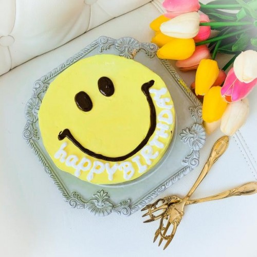 ニコちゃん センイルケーキ