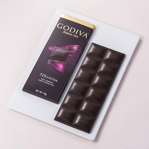 【GODIVA】ゴディバタブレット 72%カカオ
