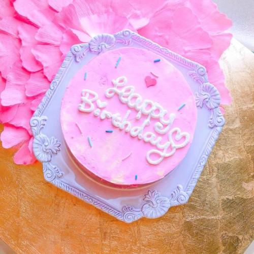 loveカスタムセンイルケーキ