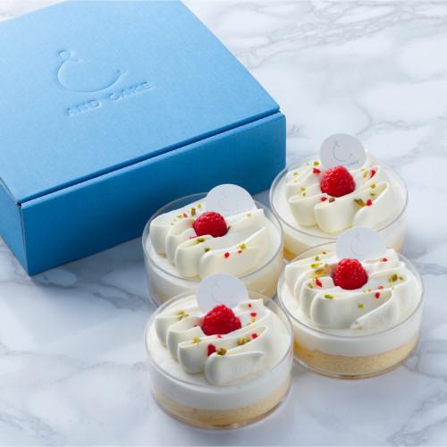 AND CAKE ショートケーキ 4P
