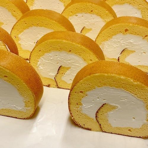 低糖質 純生ロールケーキ