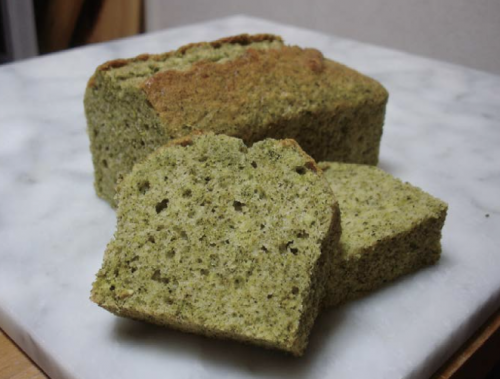アデリーKONALABO パウンドケーキ 【煎茶】