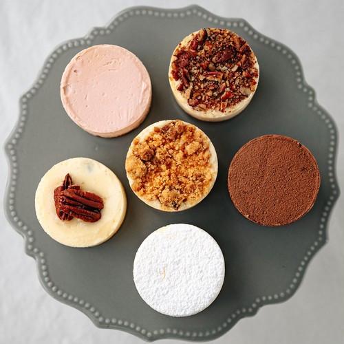 ベルベットチーズケーキ6個セット