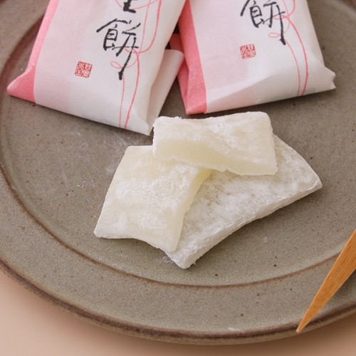 【父の日2021】福井銘菓 羽二重餅 2枚入12包(越前和紙の張箱)