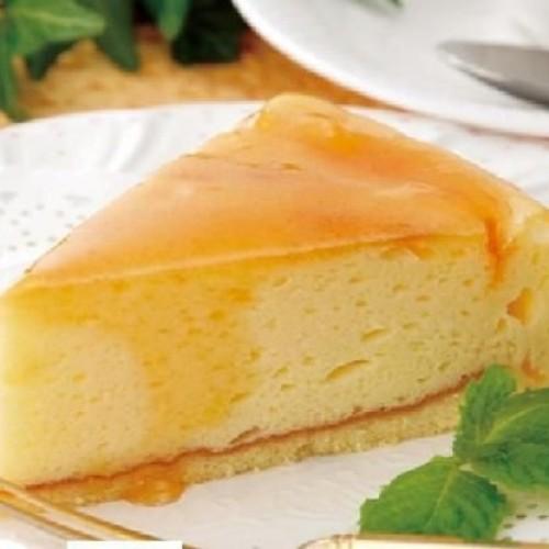 ふわふわスフレチーズケーキ 6号サイズ お中元2021