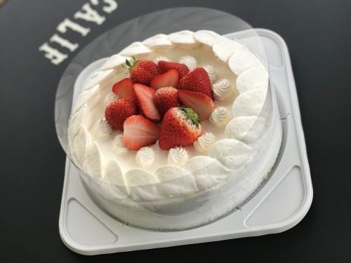 そら特製 【いちごのホールケーキ】 7号