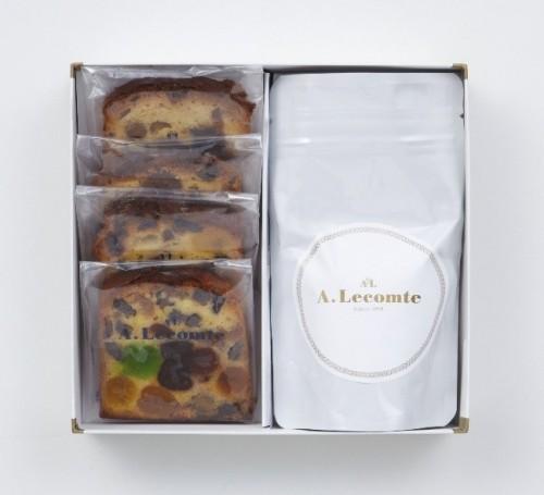 【フランス菓子の名店・ルコント】ルコントブレンド詰合せ A