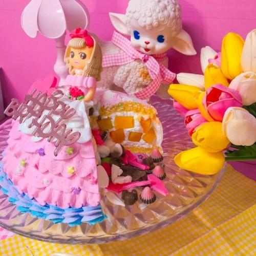 ギミックドールケーキ 5号