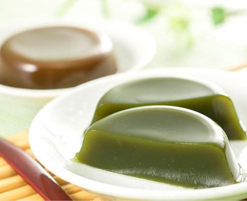 【京都・茶匠きよ泉が手掛ける抹茶・ほうじ茶スイーツ】 お茶の風味香る濃厚でさわやかな葛餅セット 父の日2021