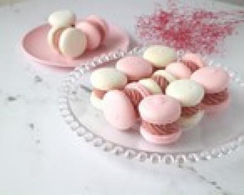 紅白❤︎和菓子トゥンカロン12個入り /和マカロン