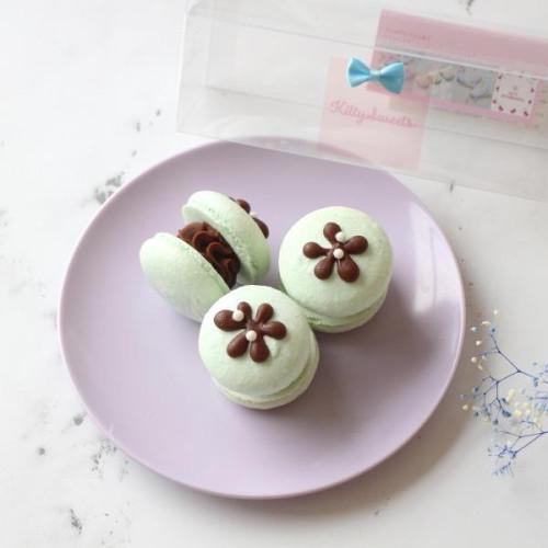 chocolate mint トゥンカロン3個入 / チョコミント(父の日2021)
