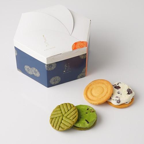 【京都祇園・洋菓子ぎをんさかい】京さんど 6個入り