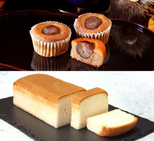 地酒ケーキ&一粒栗の焼きモンブラン「父の日2021」