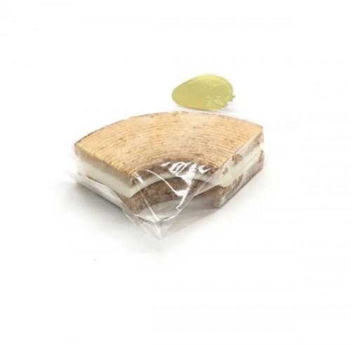 クリームチーズアイスバウム