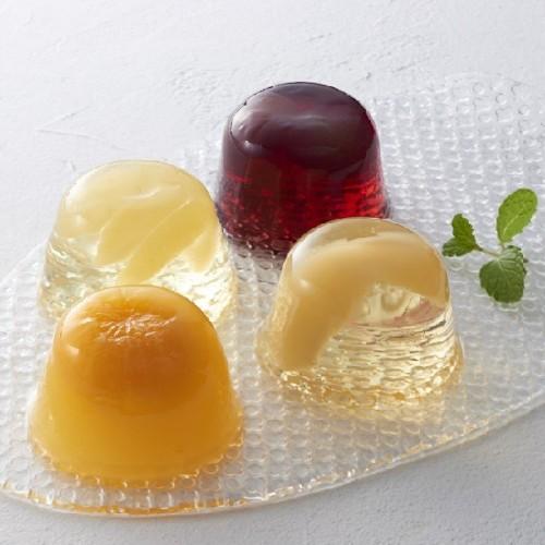 【ロイスダール】涼果の恵み(フルーツゼリー)4個入り