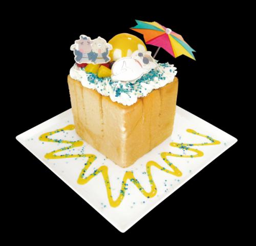 「夏目友人帳」コラボ「お家でコラボカフェ 通販ハニトーマリンバージョン」 オリジナルグッズセット