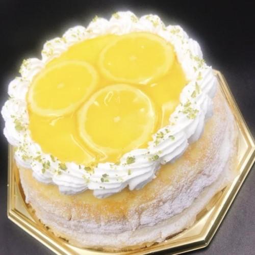 瀬戸内レモンのミルクレープ 5号
