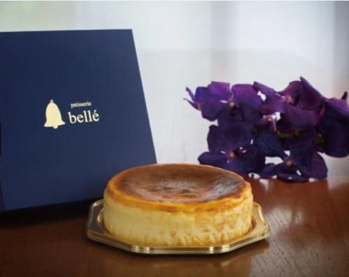 【贈答用】とけだすバスクチーズケーキ 「とけバス」 ホールケーキ 15cm
