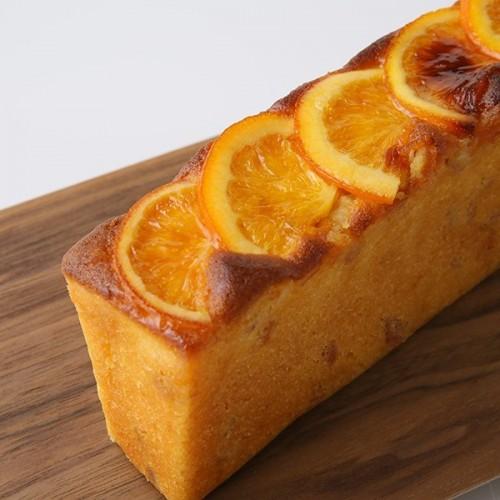 フルーツたっぷり オレンジパウンドケーキ 1本入