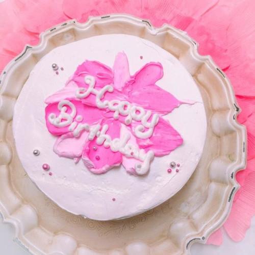 カスタムセンイルケーキ