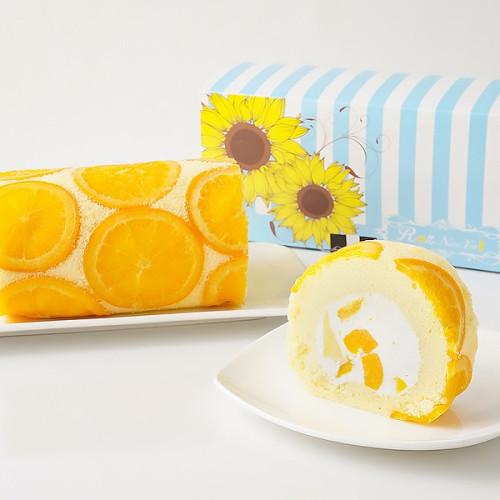 【新杵堂】【夏季限定】Summer Fruits Roll(サマーフルーツロール)