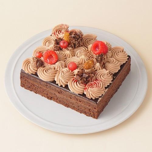 Wチョコレートケーキ