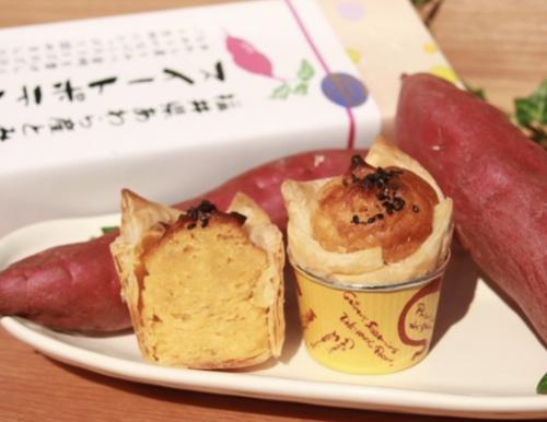 福井県あわら産 とみつ金時スイートポテトパイ 12個入り