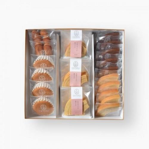 【グルテンフリー】お米の焼き菓子詰め合わせ(大)