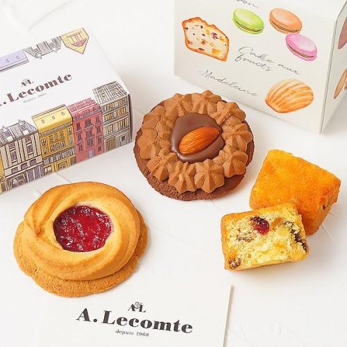 【フランス菓子の名店・ルコント】プチボックス入 焼菓子詰合せ