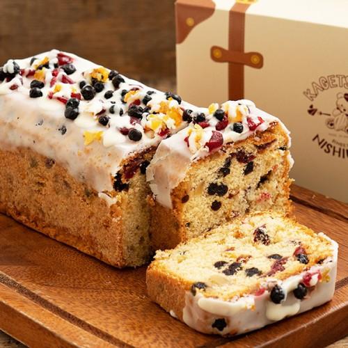 【西内花月堂】 約束のパウンドケーキ