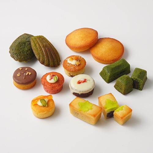 【KINEEL】anフィナンシェギフトM(21個入)(焼菓子21個セット):90542