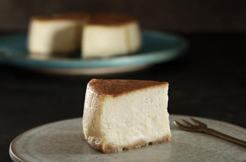 ミシュラン獲得のフレンチレストラン sioのチーズケーキ