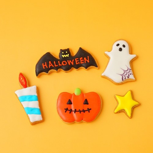 ハロウィンアイシングクッキー 1セット【ハロウィン2021】