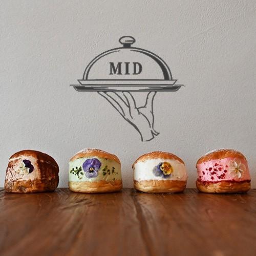 【MID cafe】マリトッツォ【コーヒー、プレーン、ラズベリー、ピスタチオ各種1個 計4個入り】