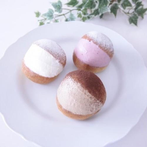 ケーキ屋さんのマリトッツォ 3個入 【マリトッツォ通販】