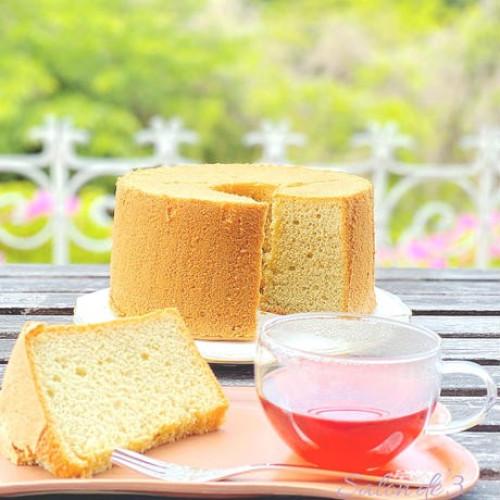 【グルテンフリー】薬膳エキスパートが作るナチュラルを極めた~米粉の薬膳シフォン