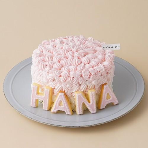 スマッシュケーキ色が選べるGIRL☆豆乳ヨーグルトクリーム 4号
