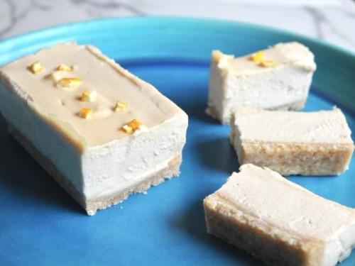 レモン香るヴィーガンフロマージュ (チーズケーキ)【ヴィーガンスイーツ】【グルテンフリー】