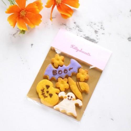 ハロウィンかぼちゃクッキーセット /ハロウィン2021