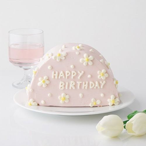 ハーフケーキ【センイルケーキ】