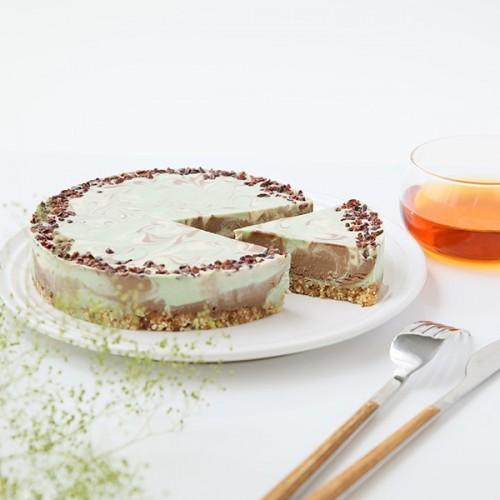 ヴィーガンローチョコミントケーキ 5号 18cm【ヴィーガンスイーツ・ヴィーガンケーキ】