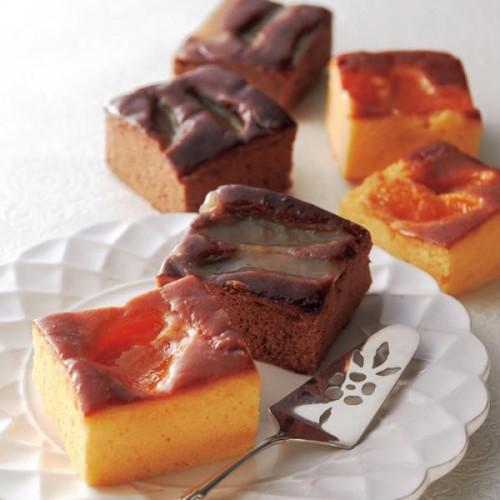 ホシフルーツ しっとりフルーツケーキ 6個【HFFC-6】