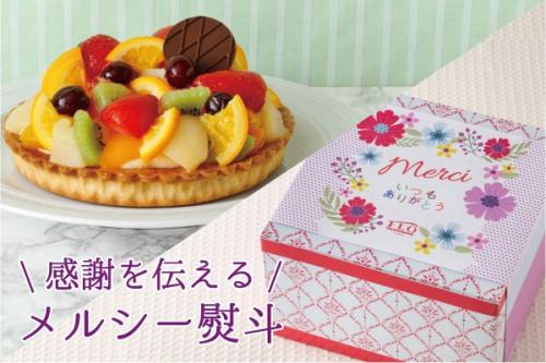 【FLO】7種のフルーツカスタードタルト 5号 ◆メルシー熨斗◆