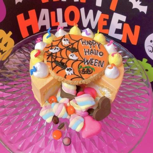 Halloween2021 ギミックケーキ 5号【ハロウィン2021】