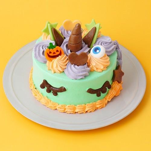 ユニコーンケーキ ハロウィン2021